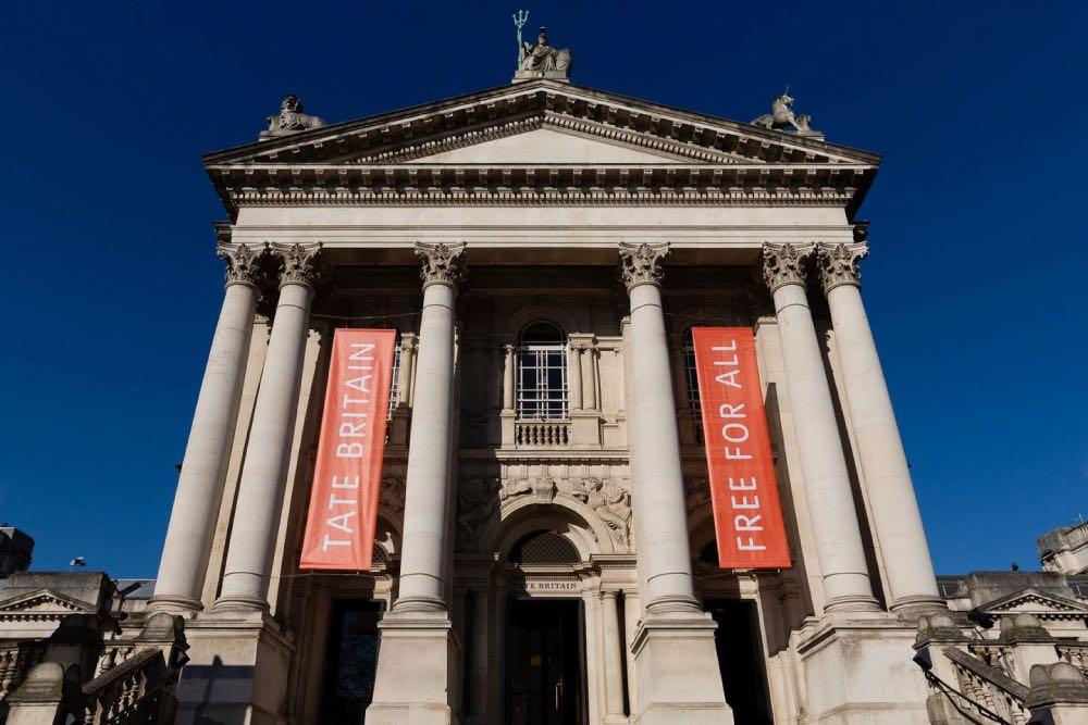 Tate Britain Fachada