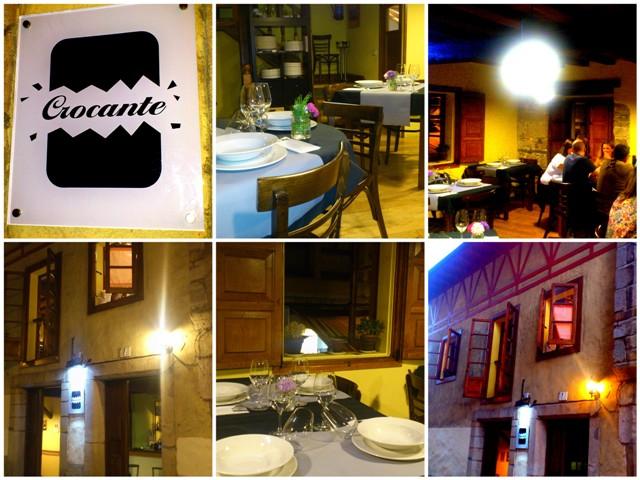Restaurante Crocante