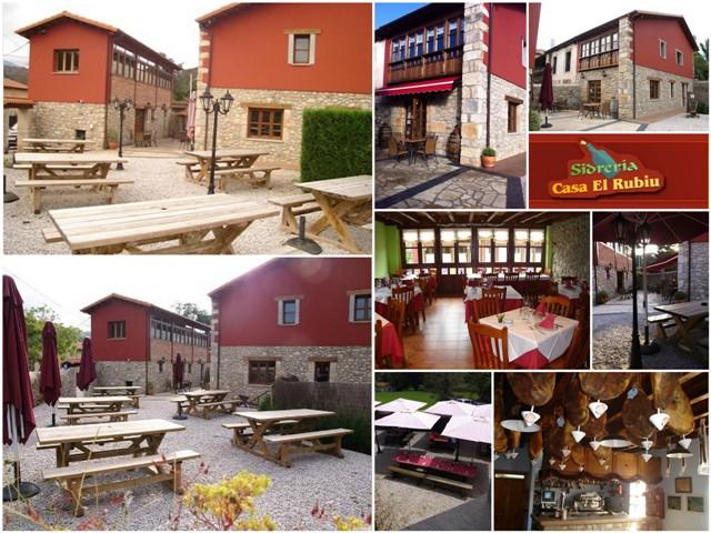 Restaurante El rubiu