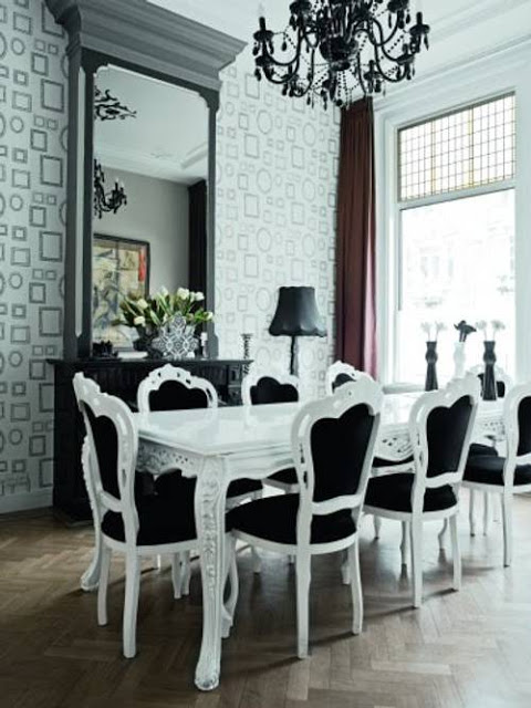 Dining Room And Chairs