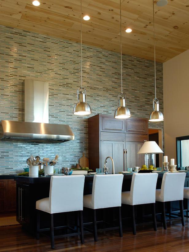 10 ideas para revestir las paredes de la cocina on Small:jdu_Ojl7Plw= Kitchen Remodel Ideas  id=64477