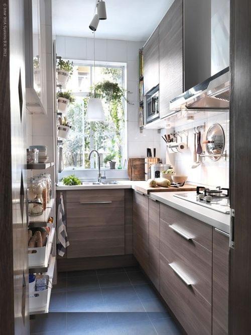 Galley Kitchen Designs Small Kitchens