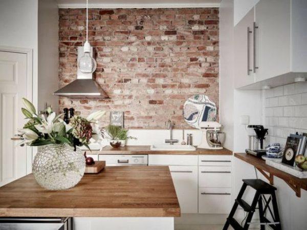 L Type Kitchen Design