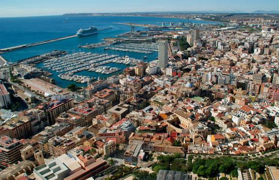 imágenes de la ciudad de Alicante