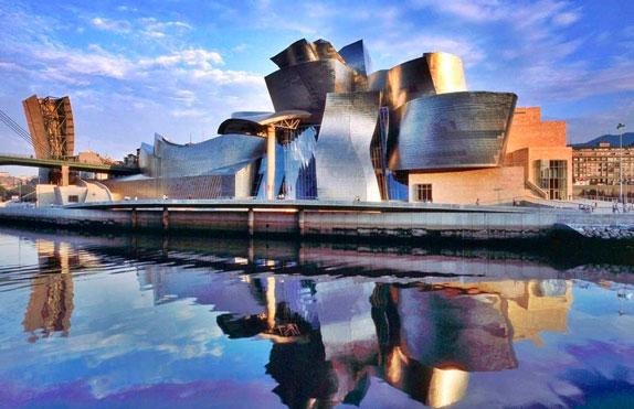 images de la ville de Bilbao
