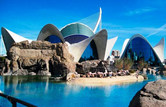 images de la ville de Valencia