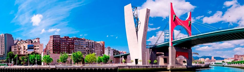 images of the city of sl-Bilbao