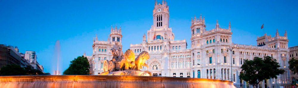 imágenes de la ciudad de sl-Madrid