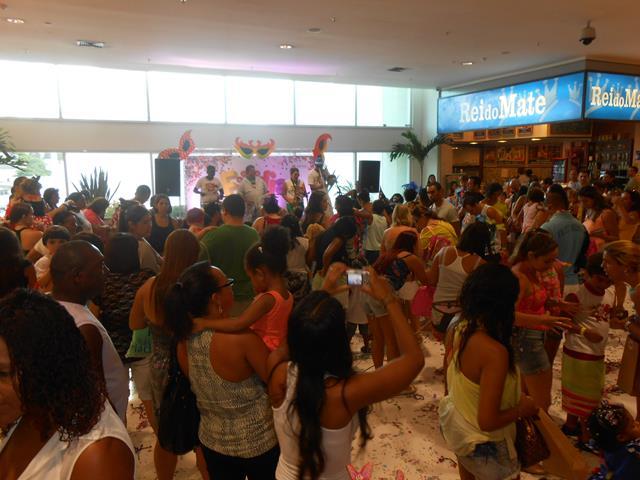 Boulevard São Gonçalo promove o Folia Kids