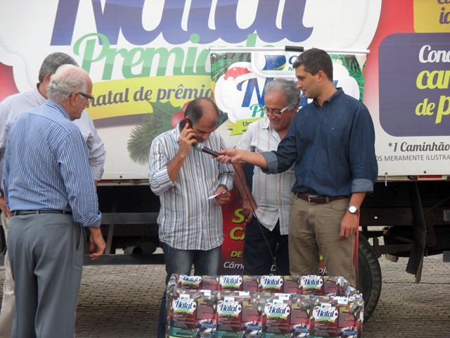Caminhão de Prêmios CDL