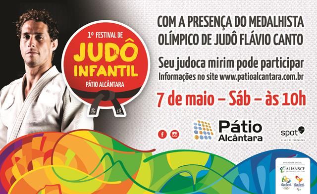 Festival judo infantil Patio Alcantara (Copy)