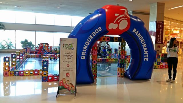 Partage Shopping São Gonçalo recebe o evento Test-Drive Bandeirante.