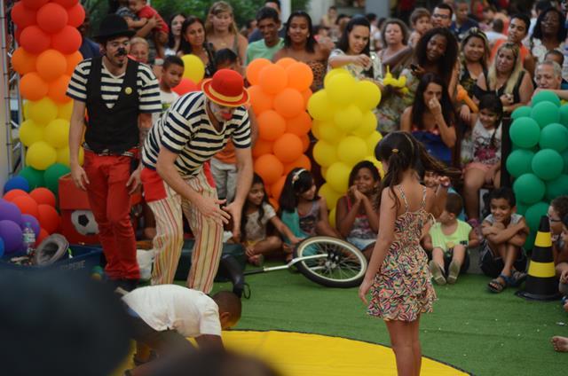 Dia das Crianças no Partage Shopping São Gonçalo