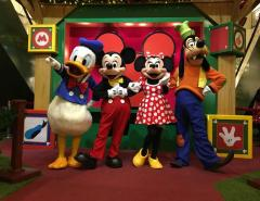 Encontro com personagens Disney_Plaza Shopping Niteroi