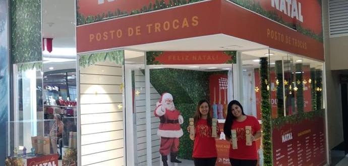 Promoção de Natal - Pátio Alcântara