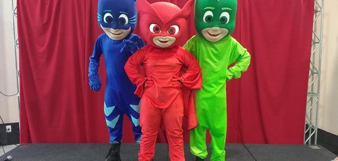 Heróis de Pijama