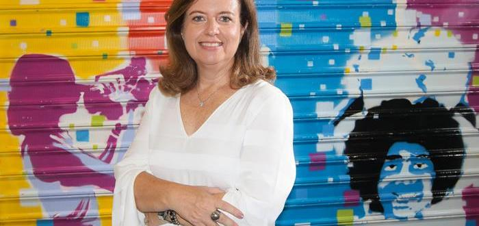 Andrea Gomides, fundadora do Instituto Ekloos