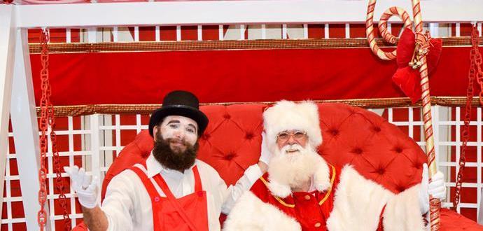 Partage Shopping São Gonçalo oferece serviço de fotos com o Papai Noel
