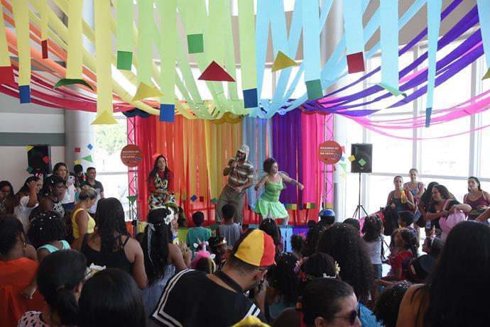 Bailinho de Carnaval do Pátio
