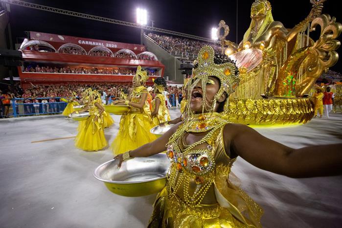 Viradouro Carnaval 2020