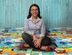 FLISGO recebe escritora Isa Colli em live sobre novidades literárias