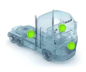 Aplicación control flota y vehículos