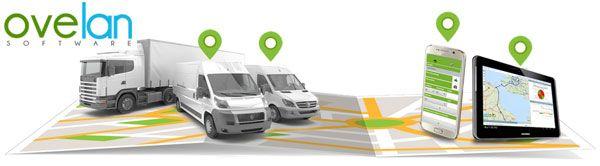 Aplicación control vehículos