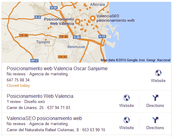 Cómo posicionar en Google Maps