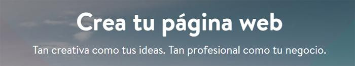 Jimdo páginas web gratis