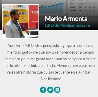 Mario Armenta