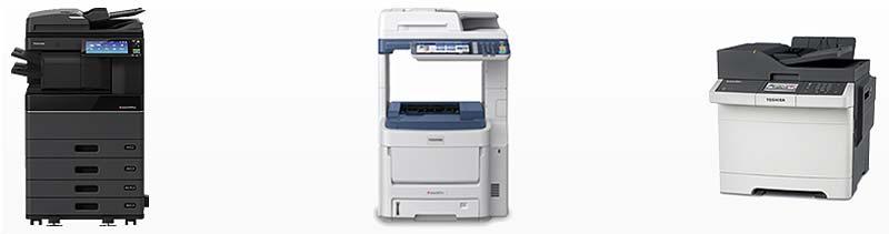 Tipos de impresoras de alquiler