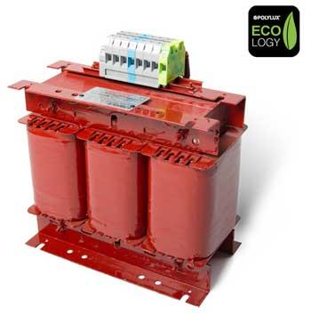TTGX Transformador ecológico trifásico