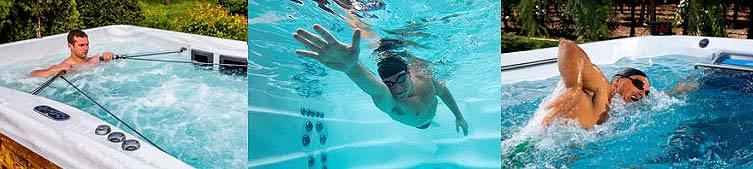 Swim SPA Natación de hélice