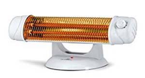 Calefactores infrarrojos
