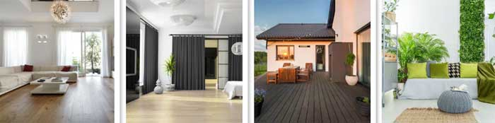 Tipos de viviendas