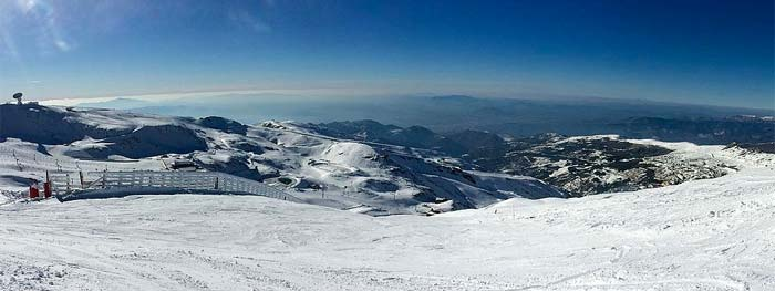 Estación de esquí Granada