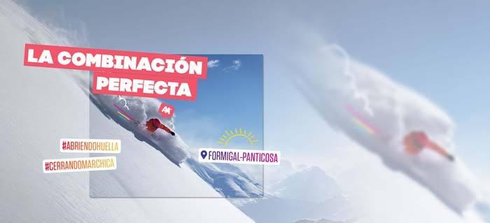 Estación en Formigal Panticosa