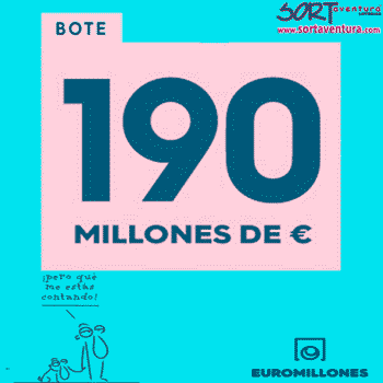 Bote record Euromillones