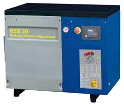Compresores industriales de tornillo