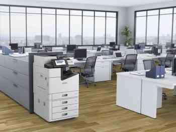 Oficina coste por copia