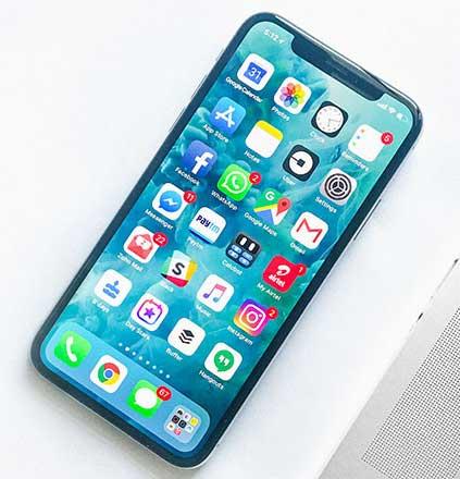 Lanzamiento de una App