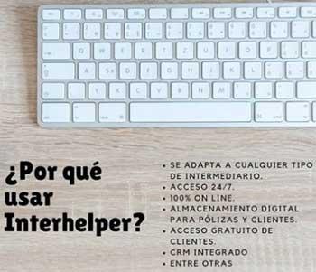 Beneficios de Interhelper