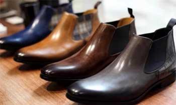 Zapatos bota