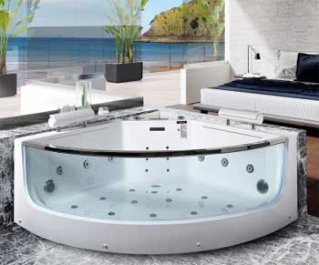 Bañera de hidromasaje