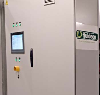 Automatización tratamiento de fluidos