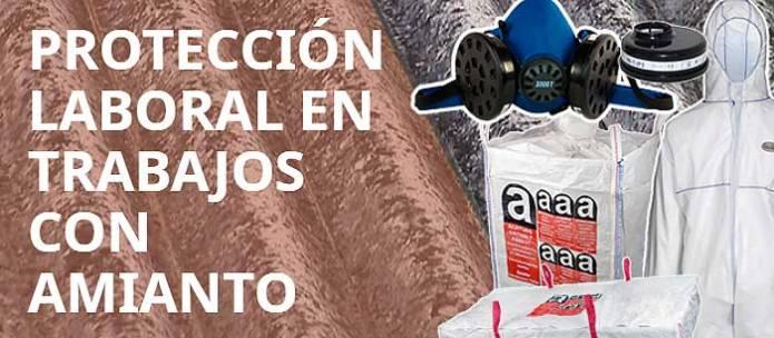 Protección laboral contra el amianto