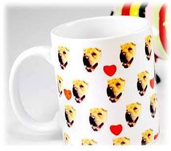Tazas personalizadas con mascotas