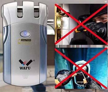 Cerraduras invisibles Wafu