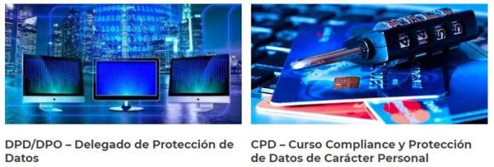 Cursos DPD DPO Compliance Officer