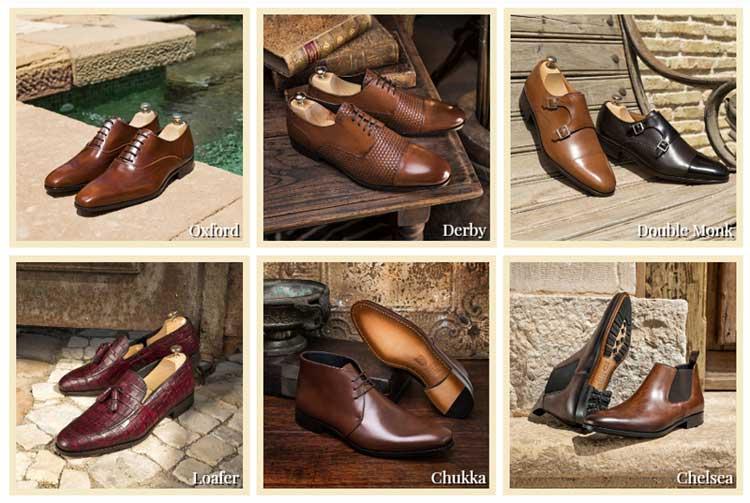 Tendencias Zapatos para hombre 2020